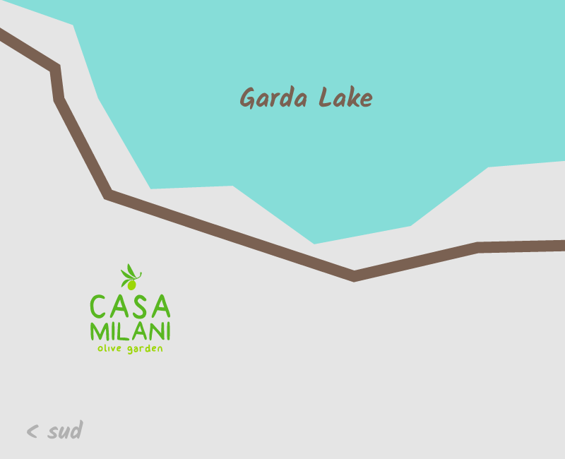 Casa Milani Malcesine Gardasee